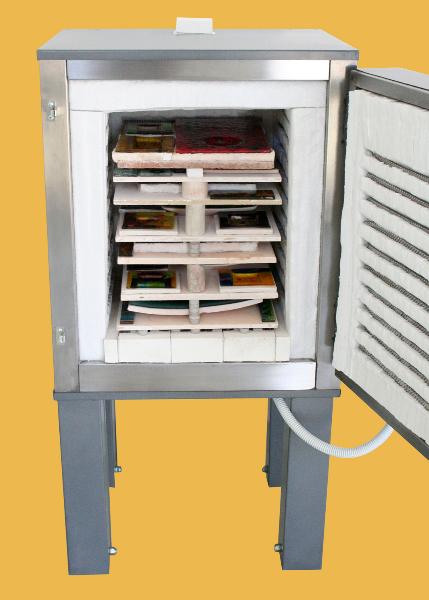 Fabrico hornos para vitrofusion